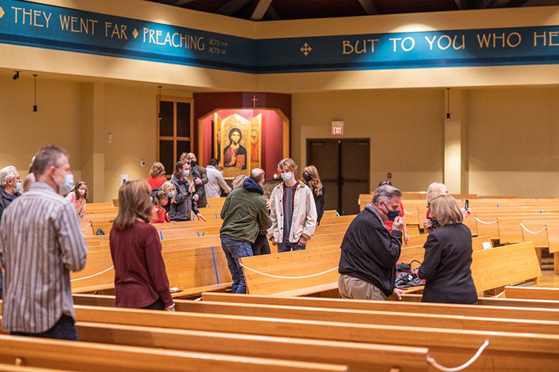 Catholic Sign of Peace